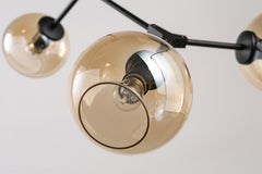 glass sphere lighting