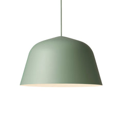 Ambit pendant light colour green
