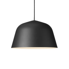 Ambit pendant light colour black