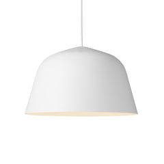 Ambit pendant light colour white