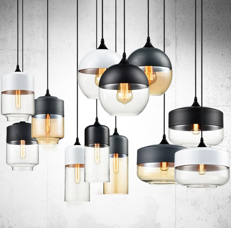 modern captivating mid light century lighting awesome glass lamps contemporary pendant hanging lights