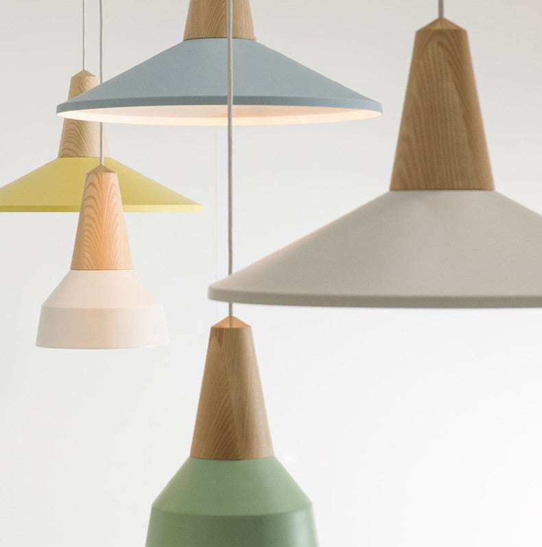 lundlund minimalist scandinavian wooden pendant light tudo and co