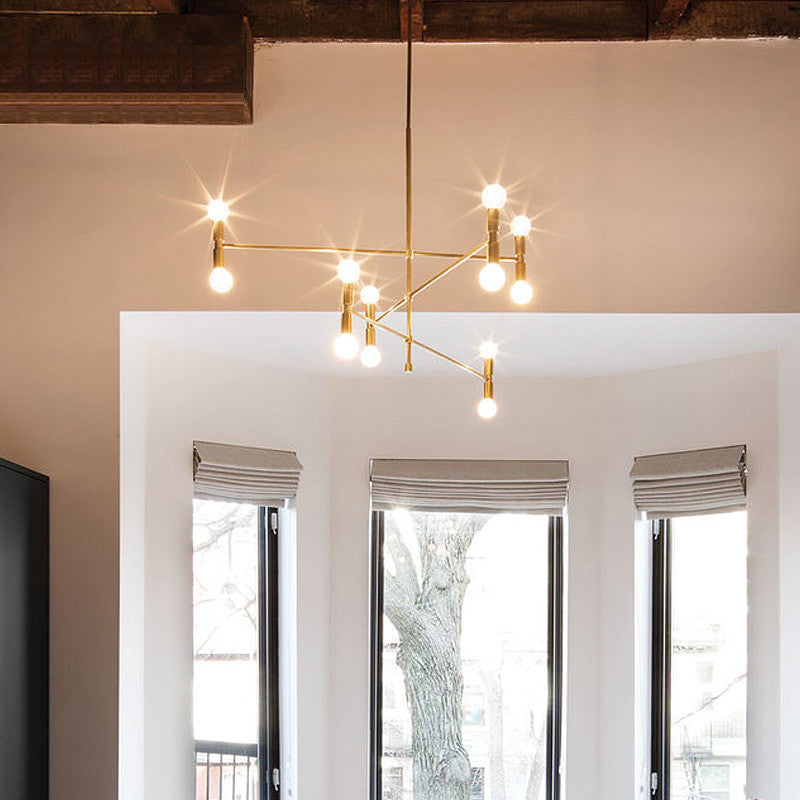ARC Branch Chandelier : Tudo And Co