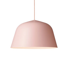 Ambit pendant light colour pastel pink
