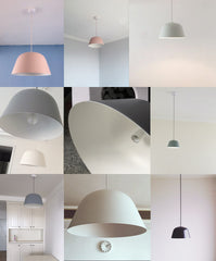 Ambit pendant light real photos