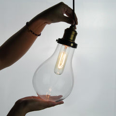 Big Bulb Pendant Light