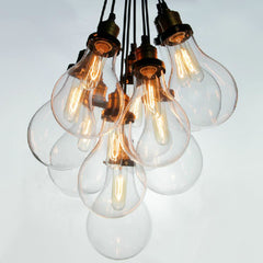 Big Bulbs Cluster Lamp Chandelier