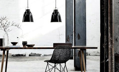 Caravaggio Pendant Light in creative space