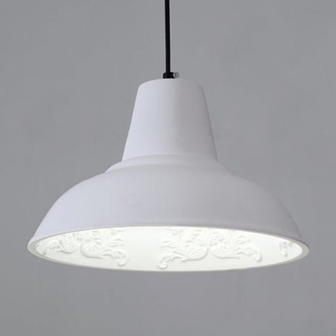 Reims White Garden Pendant Ceiling Light