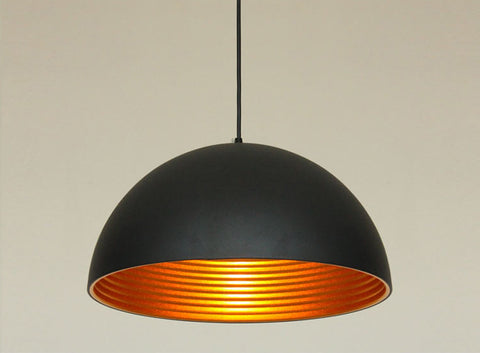 Semi Circular Modern Pendant Light