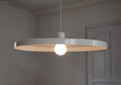 Minimalist disk pendant light (TossB replica)