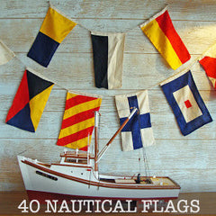 Marine time navy signal flags