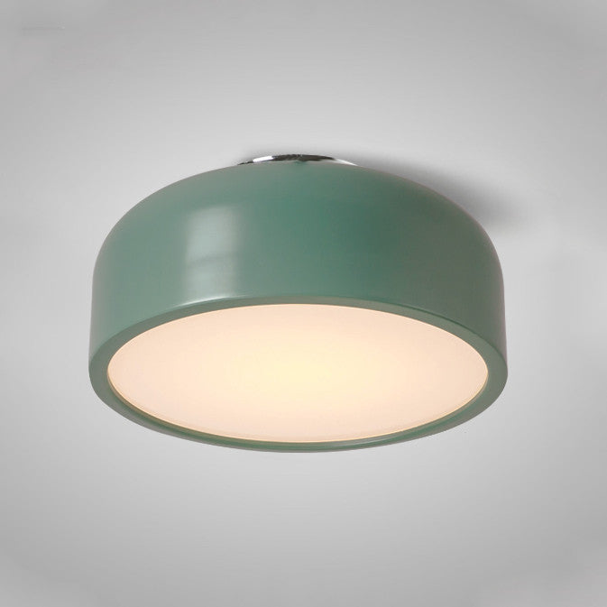 Pastel round ceiling light tudo and co tudo and co smithfield suspension ceiling light green aloadofball Image collections