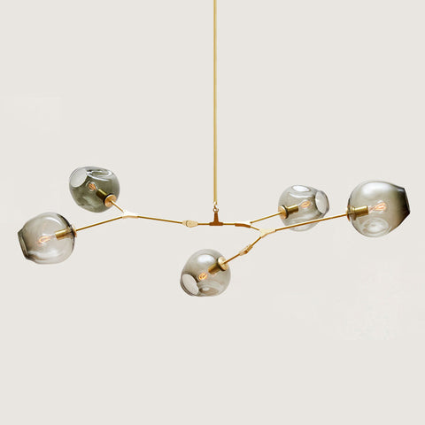 Carmen Bubble Branching Chandelier