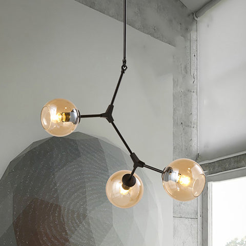 Luminosa Modern 3 Branch Chandelier