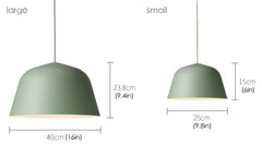 Ambit pendant light measurements
