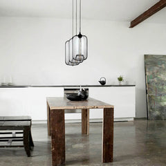 Mentone glass pendant light - Jeremy Pyles Pod Replica