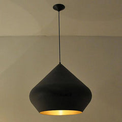 Tom Dixon Beat Large Stout Replica Black and White