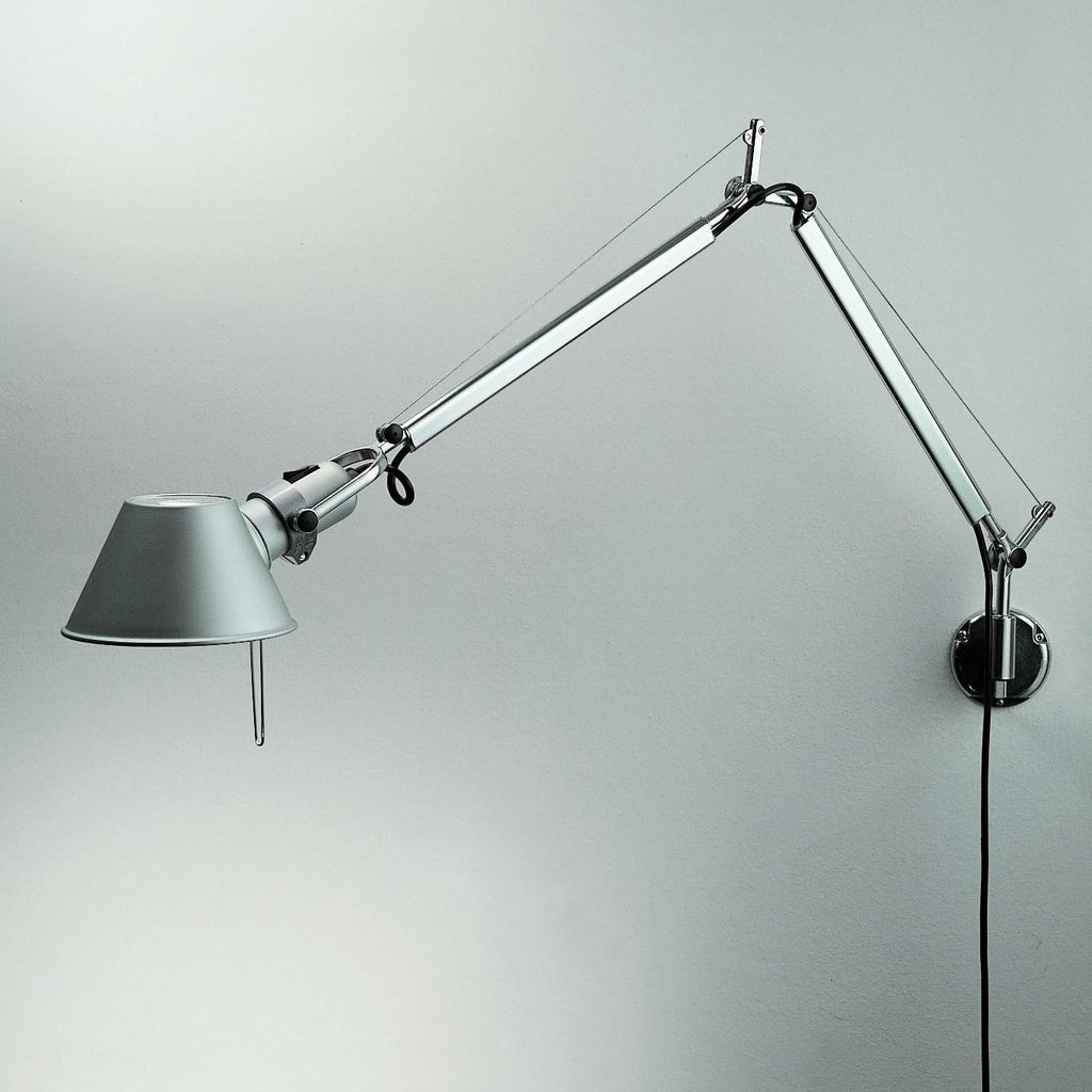 Tolomeo Long Arm Wall Light Tudo And Co Tudo And Co
