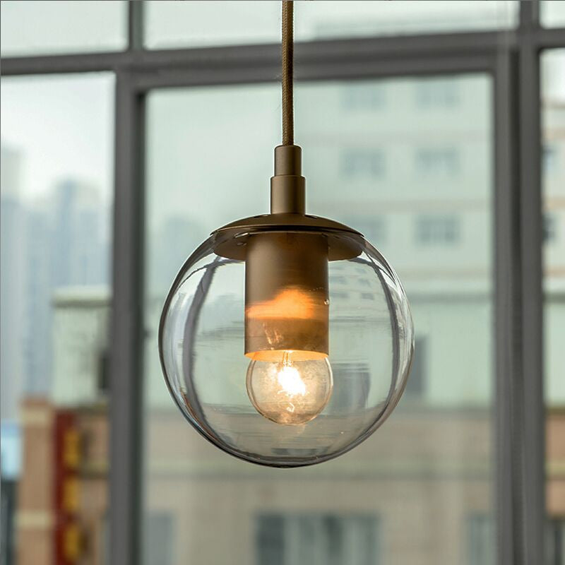Ritz single pendant light