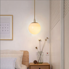 Ritz single pendant light bedroom light