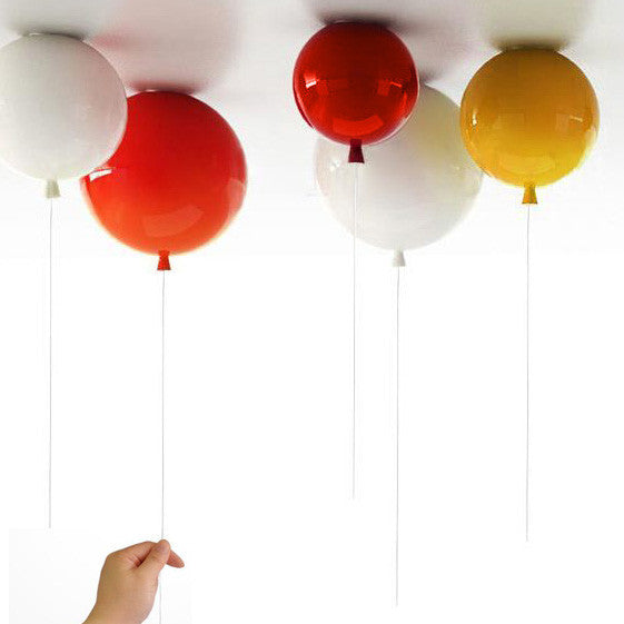 Balloon Light For Children's Room