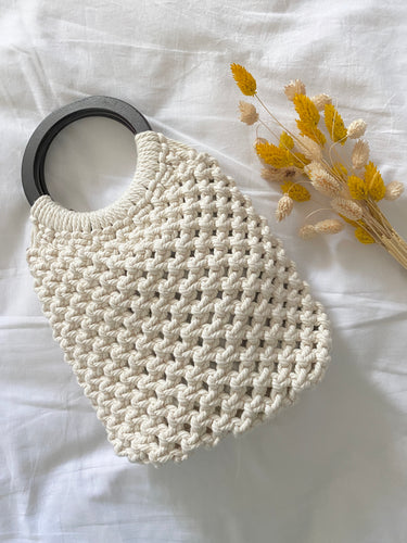 CAROLINE SAC EN MACRAMÉ - Crafty MCrame | Made from Craft