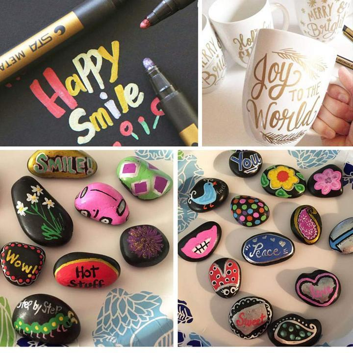 Buy More Save More - Paint Marker Pens