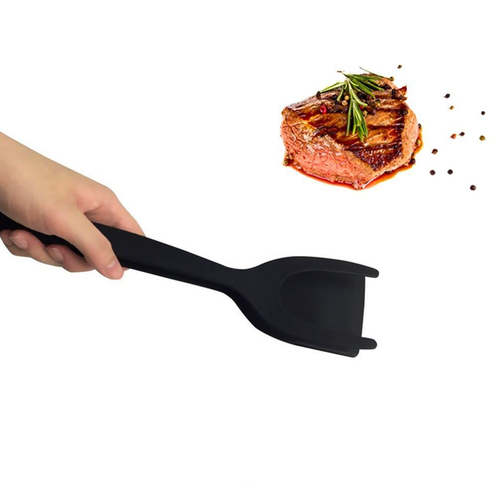 Amazing pliers handle and flip spatula