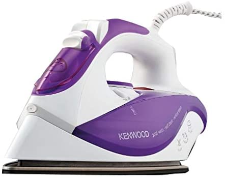 Kenwood Stem Iron ISP201PU - Jashanmal Home