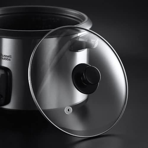 Russell Hobbs Rice Cooker and Steamer-19750JAS