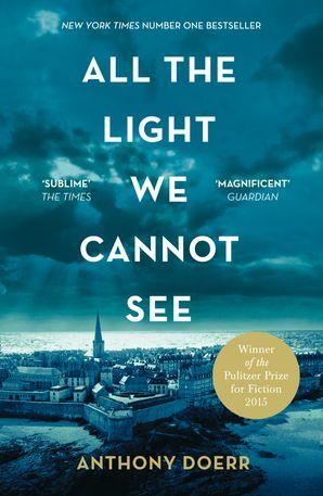 Books ALL THE LIGHT WE CANNOT SEE-DOERR, ANTHONY