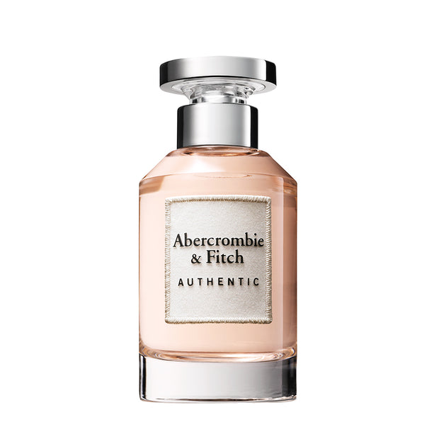 ABERCROMBIE & FITCH-AUTHENTIC FOR HER EAU DE PARFUM 100ML NATURAL SPRAY