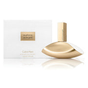 CALVIN KLEIN EUPHORIA WOMEN PURE GOLD EAU DE PARFUM 100ML NATURAL SPRAY