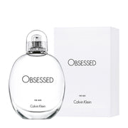 CALVIN KLEIN OBSESSED FOR MEN EAU DE TOILETTE 125ML NATURAL SPRAY