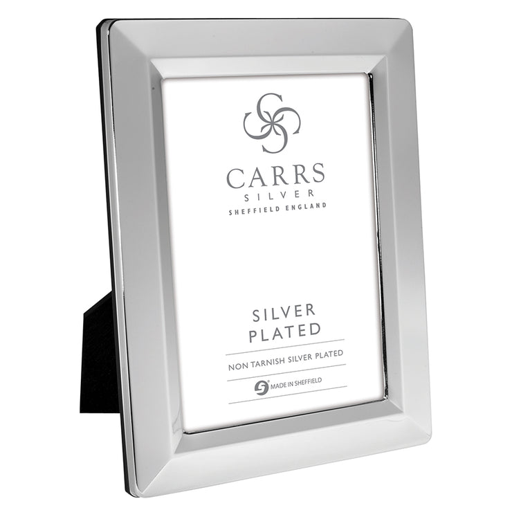 Carrs Silver of Sheffield Milton Rectangle Frame - FR288/L-SP