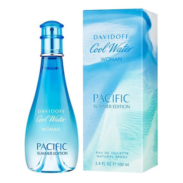 DAVIDOFF COOL WATER WOMAN SUMMER 2017 EDT 100ML