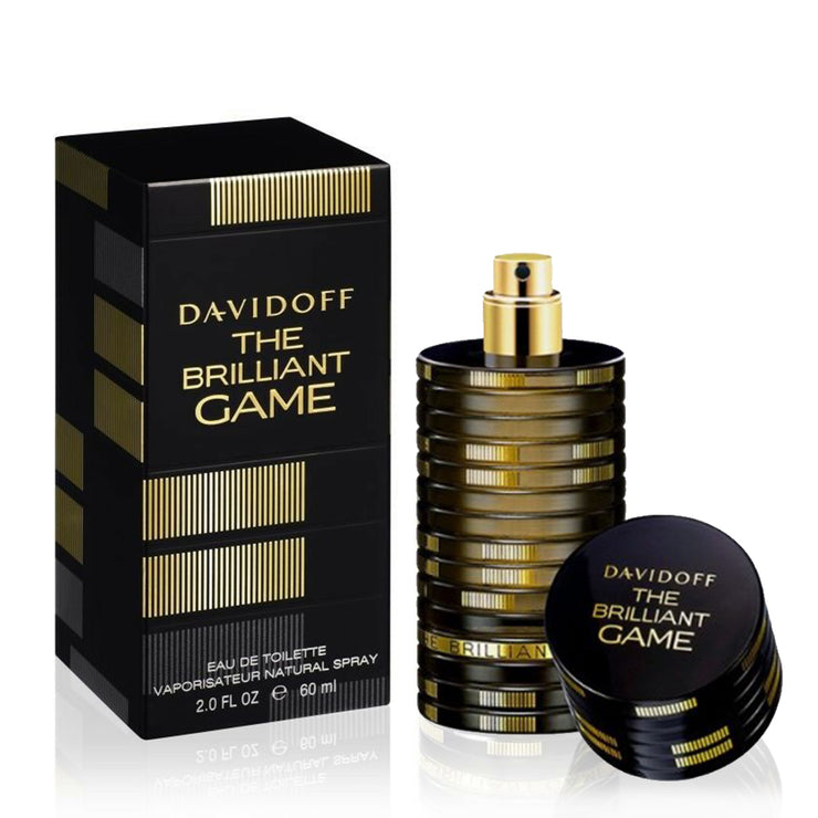 DAVIDOFF THE BRILLIANT GAME EDT 60ML