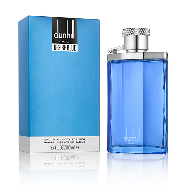 DUNHILL DESIRE BLUE FOR MEN EAU DE TOILETTE 100ml NATURAL SPRAY