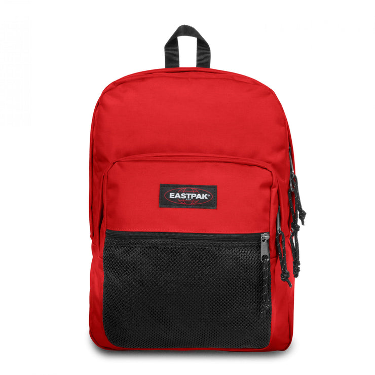 Eastpak-PINNACLE-Large Backpack with laptop compartment-Teasing Red-EK06001X
