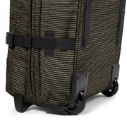 Eastpak-TRANVERZ S-Cabin sized wheeled luggage-Twinkle Gold-EK61L02Y