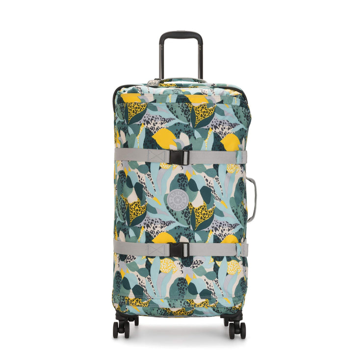 Kipling-Spontaneous L-Large 4-Wheeled Suitcase-Urban Jungle-I3397-49L