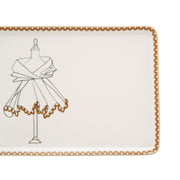 L'atelier FB Dress Rectangular Plate - 27.8 x 15.1 cm - TC 4713 012