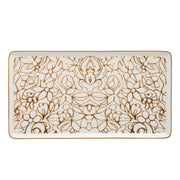 L'atelier Embroidery Rectangular Plate - 27.8 x 15.1 cm - TC 4715 018