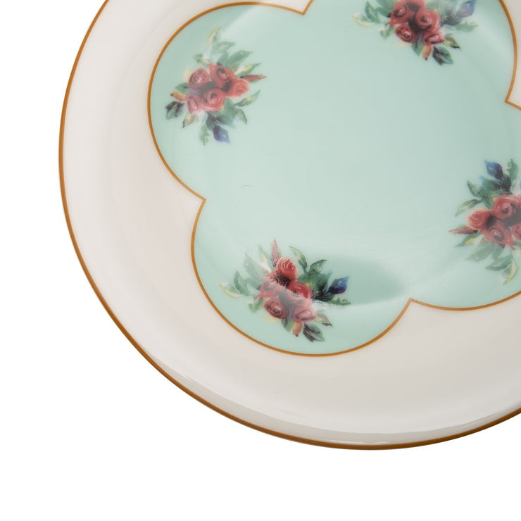 L'atelier FB Pastel Coupe Shape Dessert Plate Set - 20 x 20 cm, 6 Pieces - TC 4717 012