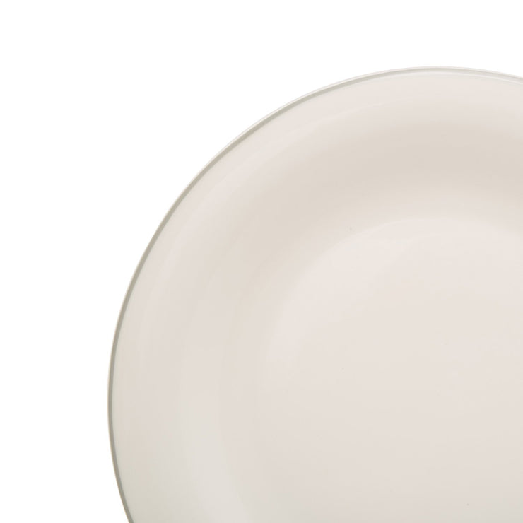 L'atelier FB Emerald Coupe Shape Dinner Plate Set - 26.5 x 26.5 cm, 6 Pieces - TC 4711 010