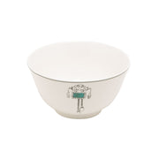 L'atelier Emerald Big Bowl - 17.7 x 9 cm - TC 4711 017