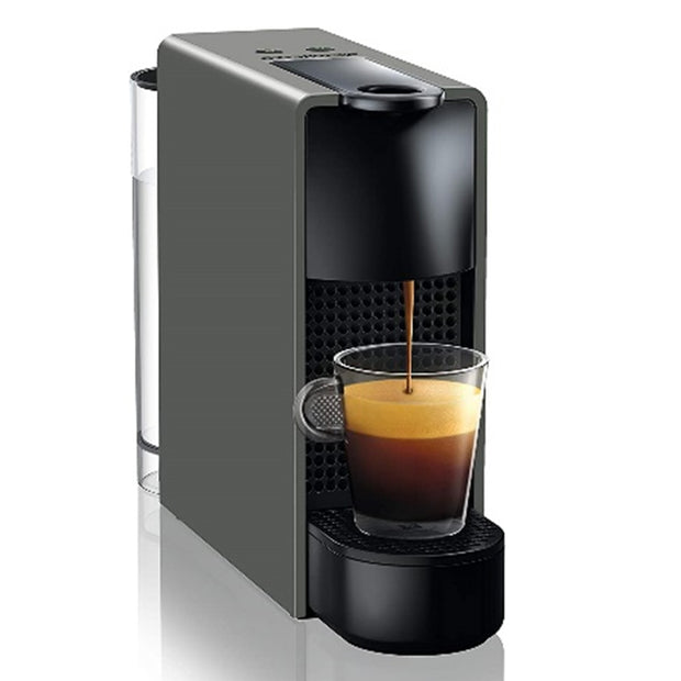 NESPRESSO Essenza Mini, C30 Grey Coffee Machine