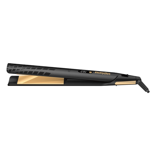 BABYLISS STRAIGHTENER 35MM GOLD 3 TEMP LCD & EXPERT DC DRYER 2200W BUNDLE - ST430SDE+D342SDE