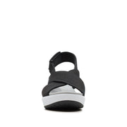 Clarks-Step-Cali-Cove-Women's-Sandals-Black-Textile-Knit-26141496